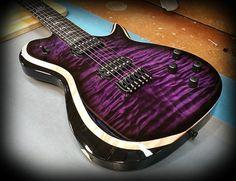 Kiesel Guitars Carvin Guitars.