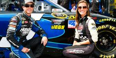 Kahne tops at Martinsville for second pole of year
