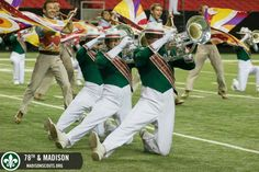 Drum Corps International 2015: Madison Scouts