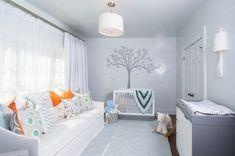 NapadyNavody.sk | 15 atraktivných dizajnerských nápadov na detské izby pre najmenších