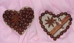 Výsledek obrázku pro магнит сердечко из кофе