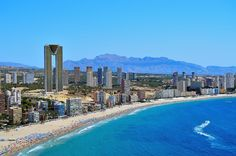 Benidorm has the highest hotel in Europe!