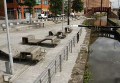 Canalside, Ancoats, Manchester