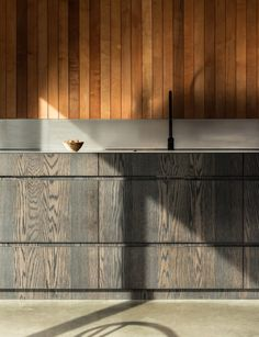 An architectural couple transform a crib in downtown Arrowtown into a home that expands and contracts for family and friends. Roof Cladding, Old Cribs, Axminster Carpets, Large Fridge, Cedar Roof, Timber Windows, Kitchen Benches, Polished Concrete, Splashback