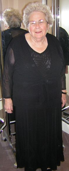 Every Woman Deserves a Little Black Dress Regardless of Her Size!