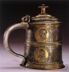 Goblet  German Unknown Goldsmith  1600s