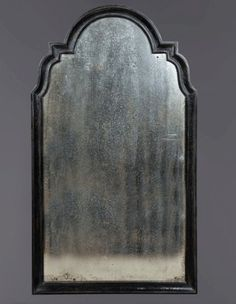 Vintage retro mirrors on pinterest decoration html for Miroir sans tain