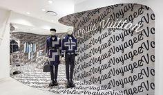 LOUIS VUITTON|DOVER STREET MARKET GINZA 店がリニューアルオープン