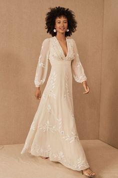 BHLDN Belize Dress Bridal Party Dresses, Country Wedding Dresses, Best Wedding Dresses, Bohemian Wedding Dresses, Bridal Gowns, Bridesmaid Dresses, 70s Wedding Dress, Bridesmaids, Wedding Gowns
