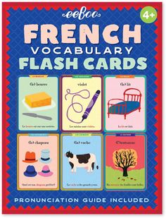 Tips to help kids beat weekend brain drain Vocabulary Flash Cards, Vocabulary Words, English Vocabulary, Basic French Words, Improve Reading Comprehension, English Sentences, Learn To Read, Kids Cards, Learn English