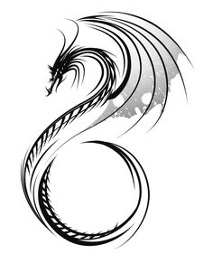 small dragon tattoos for women - Bing Images