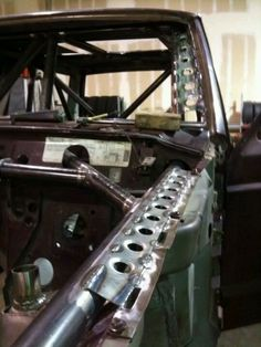 Jeepspeed cage to body tie ins, dimple dies for days