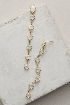 Anthropologie Chime Drop Earrings, affiliate link