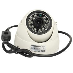 HD Weather Proof Dome Camera With 45′ Night Vision