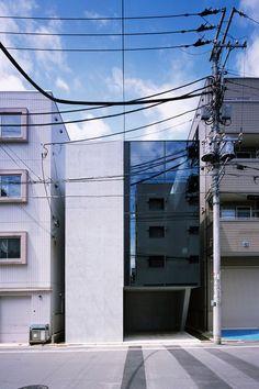 Gallery of PEAK House / APOLLO Architects & Associates - 7