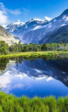 New Zealand  Exquisitely beautiful and peaceful place at the end of the world.