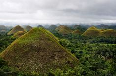 Chocolate Hills, Bohol by Marcellian Tan on 500px