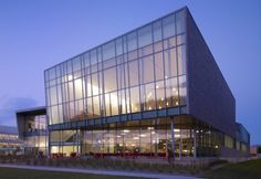 Muenster University Center, Vermillion, South Dakota, USA: designed by Charles Rose Architects Inc