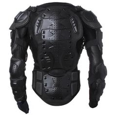 Motorcross Racing Motorcycle Full Body Armor Spine Chest Protector Jacket Gear $54.99