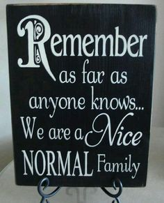 This is my family saying ;)
