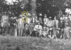 Quantrill ReunionOak Grove, MO 1924