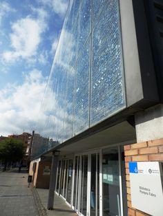 Benvinguts a la Biblioteca Pompeu Fabra!