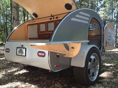 Oregon Trail'R - Teardrop Trailers and Accessories - Oregon Trail'R Teardrop Trailers: Learn more about our high quality campers, and parts.