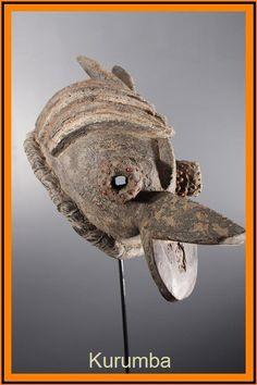 MUMUYE MASK AFRICAN TRIBAL ART ARTE AFRICANO AFRICANISCHE KUNST
