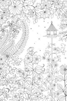 A Coloring Book For Adults, Because Everyone Deserves To Unleash Their Inner…