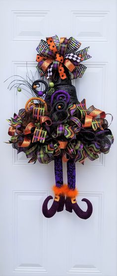 Reserved for Melissa, Halloween Centerpiece, Pumpkin Centerpiece - halloween centerpiece