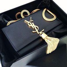 YSL bag *sigh I love it*