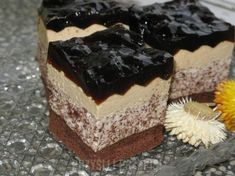 Ciasto Pepsi - Ciasto Pepsi Pepsi, Fancy Desserts, Sweets Cake, Polish Recipes, Food To Make, Sushi, Sweet Treats, Bakery, Cheesecake