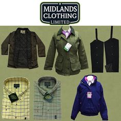 Midlands Clothing Ltd has grown exponentially attending over 160 exhibitions and retail shows annually such as the Badminton Horse Trials CLA Game Fair Midlands Game Fair selling superior quality country clothing and outdoor wear. #midlandsclothing #britishshootingshow #clothing #mens #ladies #childrens #accessories #country #tweed #shotguns #rifles #shooting #shoot #shooters #hunting #hunter #hunt #airgun #luxurious #classy #jackets #caps #superior  Kind Regards  Amy Grace  FRL Media Group…