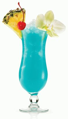 Blue Hawaii food recip, blue hawaiian, cocktail recipes, blue punch alcohol, drink recipes, beverag, hawaii foods, cocktails, blues