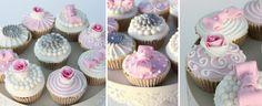 Kakkusankari: Vintage-tyyliset muffinssit ja muffinssien kuorruttaminen sokerimassalla