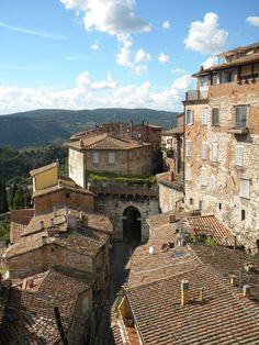 Le meraviglie dell'Umbria  Porta Ebumea, Perugia,province of Perugia, region f Umbria Italy