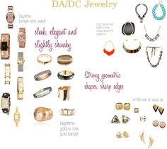 """DA/DC Jewelry"" by orgidee on Polyvore"