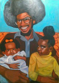 """Handful of Love"" by Cbabi Bayoc"
