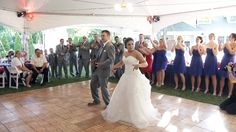 Best Wedding First Dance Ever - Awesome Bride & Groom First Dance