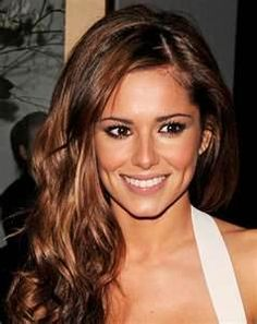 Hair With Caramel Highlights Pictures More Cheryl Coles Tattoos