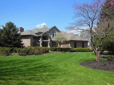 Luxury homes for sale in West Lafayette Indiana!