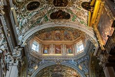 Santa Maria Maggiore - Basilica Santa Maria Maggiore in Bergamo, Italy