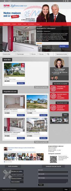 Denis R. Plante et Mélanie Castonguay - courtier immobilier #REMAX #Aliquando #immobilier #vendre #acheter #maison #habitation http://immobiliermelden.com/