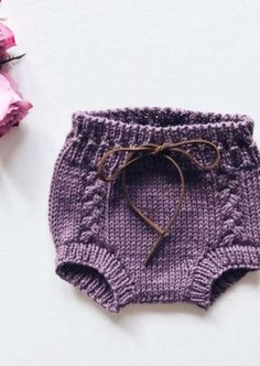 Super Ideas For Knitting Patterns For Kids Girls Etsy Knit Baby Pants, Knitted Baby Clothes, Knitted Romper, Knitted Baby Blankets, Baby Girl Blankets, Baby Cardigan, Knitting For Kids, Baby Knitting Patterns, Style Baby