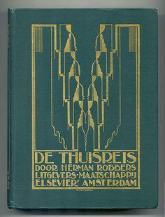 Cover design: Nico Schrier, +/- 1920