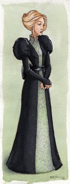 Narcissa Malfoy by CaptBexx on deviantART