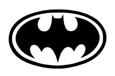 Bat Symbol (Classic) Decal, $4.00