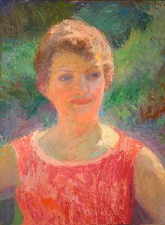 Henry Hensche: Portraits