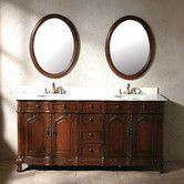 "Found it at Wayfair - Classico 72"" Double Bathroom Vanity Set"