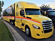 Transporter Hauler Indycar Freightliner International Penske